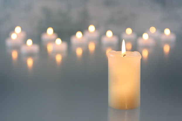 grief-candle